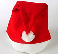 12pcs Adult's Non-woven Christmas Hats