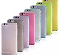 Ultra-thin TPU Case for iPhone 6 (Assorted Colors)
