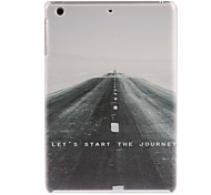 Let's Start Design Durable Back Case for iPad Air/iPad 5