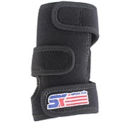 Medical Carpal Tunnel Wrist Brace Support Sprain Forearm Splint Band Stra -Black -Left - 1 PCS