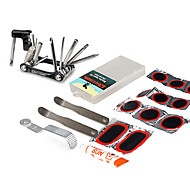 KUTOOK Multi-Functional High Quality Bike Tire Repair Kit