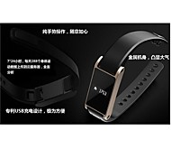 Pedometer Smart Wristband Bluetooth 4.0 Bracelet Sports Activity Fitness Sleep Tracker for iPhone 5 5S 4 4S