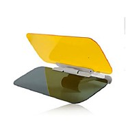 Car Day And Night Anti-Glare Goggles Night Vision Driving Mirror Sun Visors