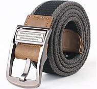 Men Waist Belt , Party/Work/Casual Alloy