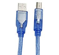 1.8m 5,904 pés USB 2.0 macho para cabo de impressora masculino frete grátis usb-b
