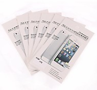 6 stuks matte anti-fingerprint voor screen protector voor iPhone 6s / 6