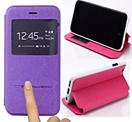 TPU New Smart Luxury Flip Leather Cover for iPhone 6  (Assorted Colors)