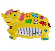 Music Cartoon Gift Boxes Elephants Educational Toys
