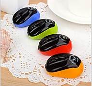 Mouse Shaped Manual Pencil Sharpener(Random Color)