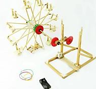 DIY Ferris Wheel Wooden Handiwork Novelty Toys