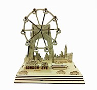 Ferris Wheel Solar Power Assembled Toy