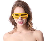 Hawaii Blind Shutter Glasses Halloween Party Accessory