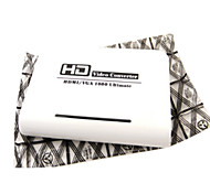 Playvision HDV-331 HDMI Female to VGA+3.5mm Female Video Converters  Support HDMI V1.3 1080P
