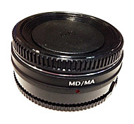 NewYi MD-MA Lens Mount Adapter Minolta MD MC Lens to Minolta MA & Sony A550 A580 A700 A900 A300 with glass(MD-MA)