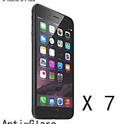 """Anti-Glare Screen Protector for iPhone 6 Plus (7 pcs) """