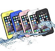 UltraSlim Waterproof Protective Full Body Case for iphone 6 (Assorted Colors)