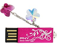 PNY Attaché preciosa flor usb 32gb cristal swarovski unidad flash
