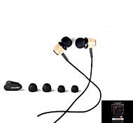 awei 3.5mm es-es-q9 auriculares in-ear con 2 accesorios para celulares samsung