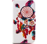 Red Ball  Pattern PU Leather Full Body Protective Case with Stand and Money Holder for Samsung S5 I9600