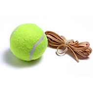 Fangcan Yellow High Flexibility With StringTrainning Tennis Ball 1 Piece