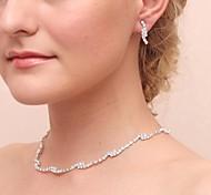 Women's Cubic Zirconia Jewelry Set Cubic Zirconia