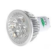 Spot LED / Ampoules Globe LED Décorative Blanc Naturel Zweihnde MR16 GU10 4W 4 Dip LED 380-400 LM AC 85-265 V