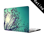 """Nature Scenery Design Full-Body Protective Plastic Case for 13""""/15"""" MacBook-Pro with Retina Display"""