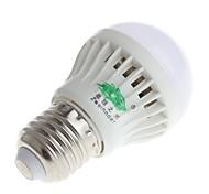 3W E26/E27 Bombillas LED de Globo A50 11 SMD 3528 280-300 lm Blanco Natural Decorativa AC 85-265 V