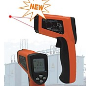 DT8780 Industrial Double Laser  Non-contact Infrared Thermometer(-50℃~1100℃(-58℉~2012℉)50:1