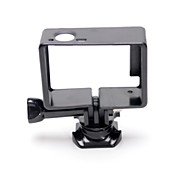 Fat Cat Smooth Frame Mount/Holder For Gopro Hero 2 Gopro Hero 3+ Gopro Hero 4Snowmobiling Aviation Film and Music Motorcycle