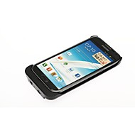 3600 mAh External Backup Battery Charger Case for Samsung Galaxy Note II - Black