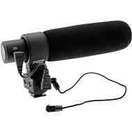Aputure V-Mic D2 Sensitivity Adjustable Directional Condenser Shotgun Microphone - Black