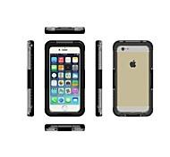 meine cover®outdoor wasserdichte PC + Kieselgel Schutzhülle für iPhone 6 (Farbe sortiert)