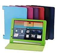 10.1 Inch Lichee Pattern Case for Lenovo YOGA B8000(Assorted Colors)