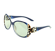 Leopard grain 3D Glasses 3D Tv Round,3D Reald Cinema Eyes Around The Common Value-For-Money Glasses