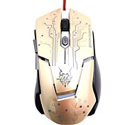 JITE JT-06 Wired Gaming Mouse  800/1000/2000 DPI 6 Buttons Optical USB