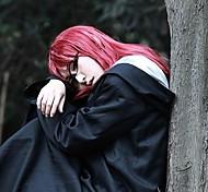 Naruto Series Karin Red Long Cosplay Wig
