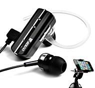 estéreo de auriculares bluetooth headset inalámbrico de auriculares para el iphone 6 / 6plus / 5/5 s / 4 / 4s samsung htc lg sony xiao mi