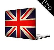 "UK Flag Design Full-Body Protective Plastic Case for MacBook Pro 13""/15"" (Non-Retina)"