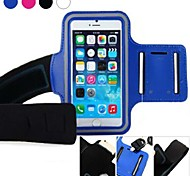 copertura della cassa palestra sport bracciale per iPhone 6 (colori assortiti)