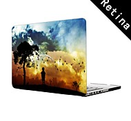 """Landscape Design Full-Body Protective Plastic Case for 13""""/15"""" MacBook-Pro with Retina Display"""
