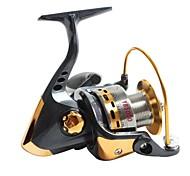 YB5000 Black  Fishing Reel 8BB YB2000 5.5:1  Spinning Fly Boat Fishing Reels