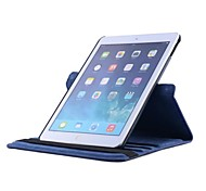 360 Degree Rotating Flip Case Cover Swivel Stand for iPad Air 2 (Assorted Colors)