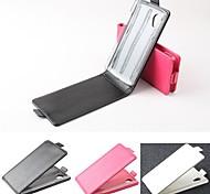 vendita 100% cuoio dell'unità di elaborazione del cuoio di vibrazione su e giù per lg caso nexus5.e960 (colori assortiti)