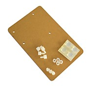 KEYES OR0199 Universal Acrylic Board for Arduino UNO R3 - Transparent