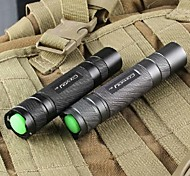 LT-Convoy XML2  T6-3B S2+ CREE 7135*3 4Modes LED Flashlight(700LM,1×18650,Grey)