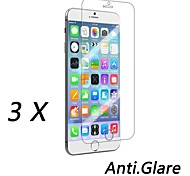 High Quality Anti-fingerprint Screen Protector for iPhone 6 (3 pcs)