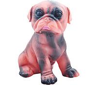 Round Shape Plastic Vocalise Pets Toy