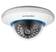 720P HD IP Dome Wireless Camera with QR Code Smartphone Setup