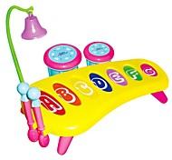 fumetto bussare combinazione pianoforte giocattoli educativi per bambini per bambini giocattoli noisemaker giocattoli per bambini di plastica